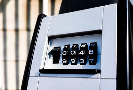 鍵の開錠イメージ