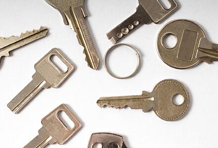 鍵の作製イメージ